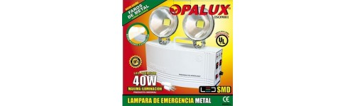 OPALUX Luces de emergencia