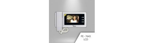 PE 7643 LCD