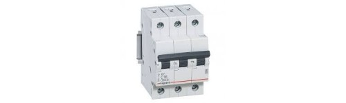 LEGRAND Interruptores termomagnéticos RX 3