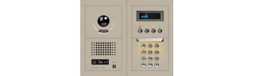 AIPHONE PORTERO AUDIO Y VIDEO,  DIGITAL 2 HILOS CON CAPACIDAD HASTA 500 DEPARTAMENTOS